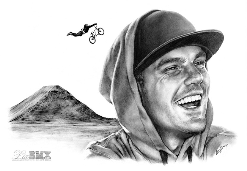 Dane Searls sketch